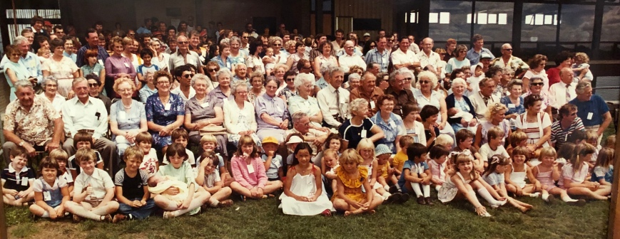 1982 McCoy Reunion_Attendants group