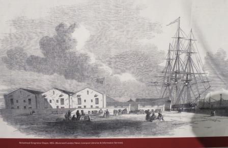 Emigration Centre, Birkenhead